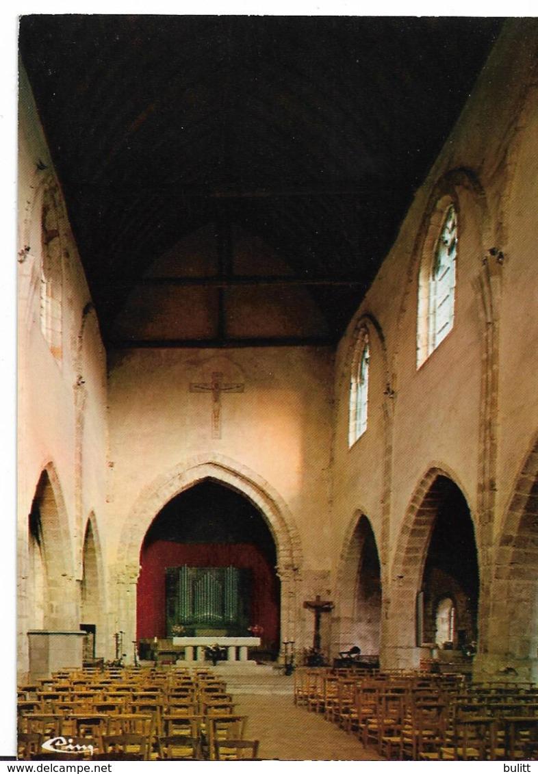 EPERNON - Intérieur De L'église - Epernon