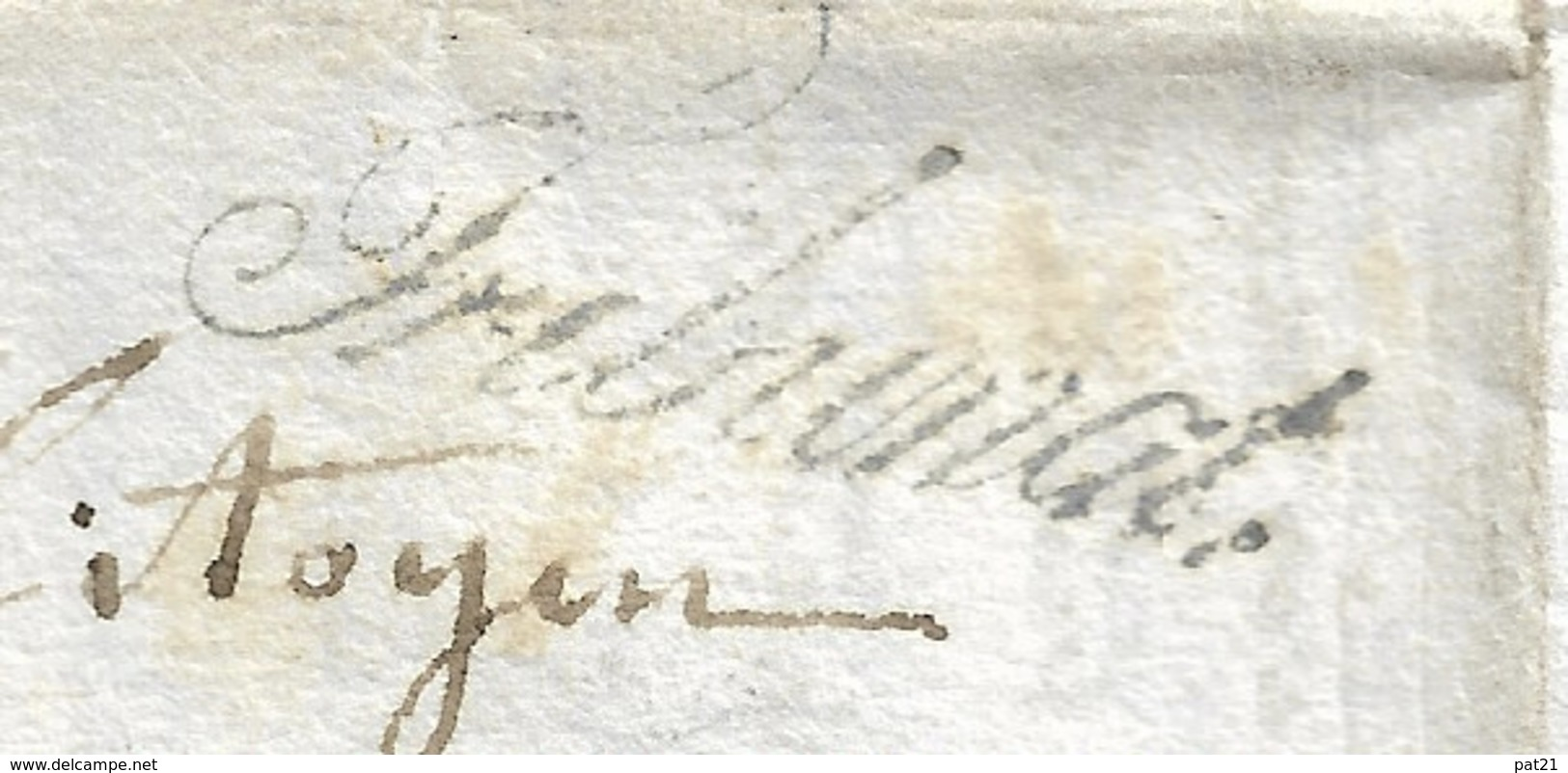 "CONSULAT: ""TRIBUNAT"" Bonaparte, Defermon, Houitte De La Chesnay Port Malo (Saint Malo) - Historical Documents"