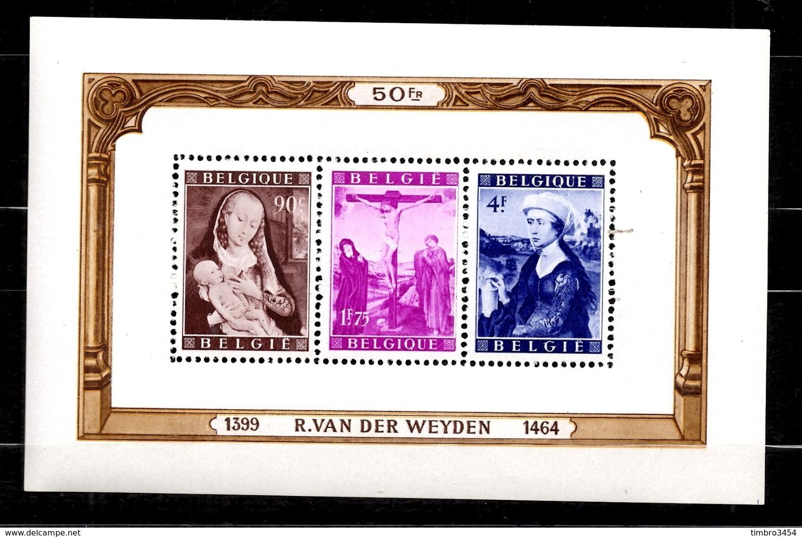 Belgique Bloc-feuillet YT N° 28 Neuf ** MNH. TB. A Saisir! - Blokken 1924-1960
