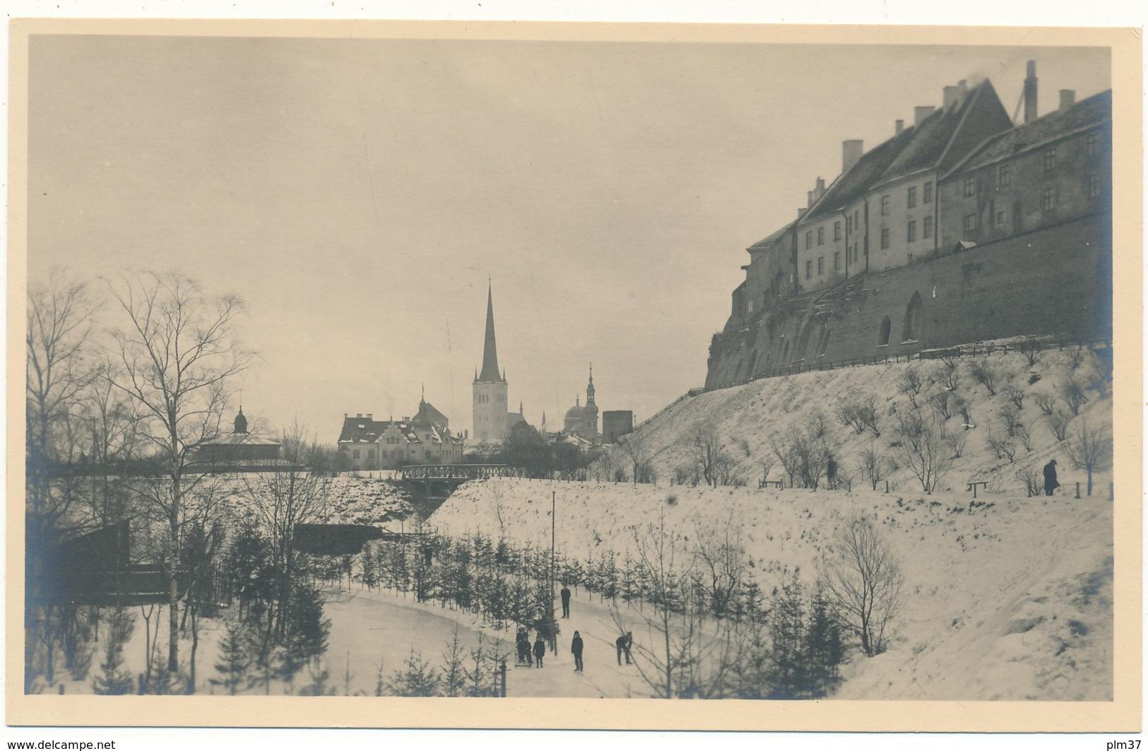 TALLINN - Carte Photo - Estonie