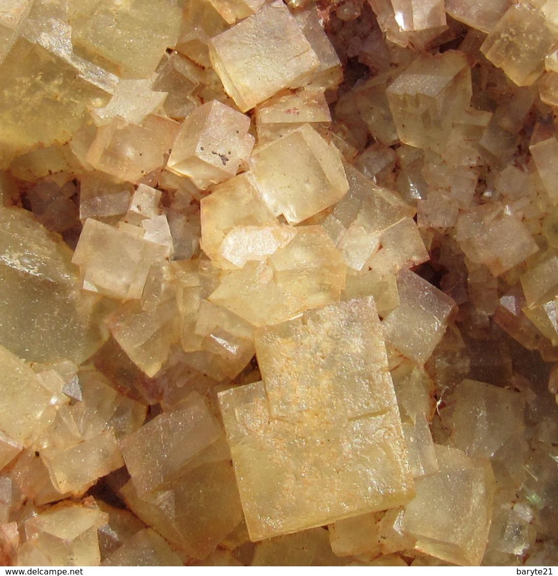 Fluorine - Mineralien