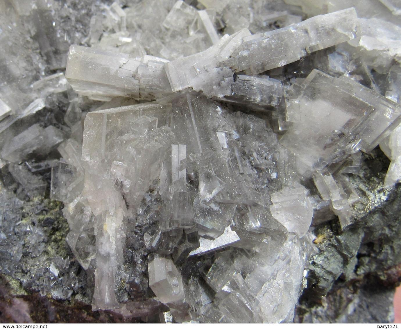 Barytine - Mineralien