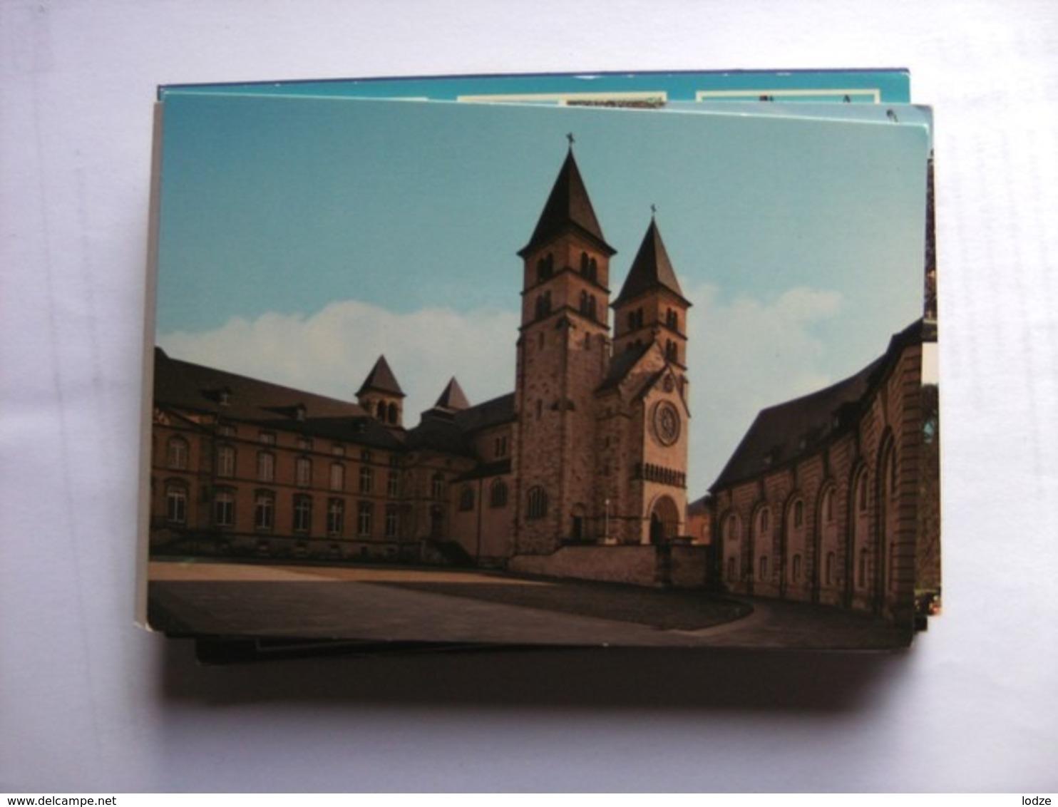 Luxemburg Luxembourg Echternach Basilique St Willibrord Et Ancienne Abbaye - Echternach