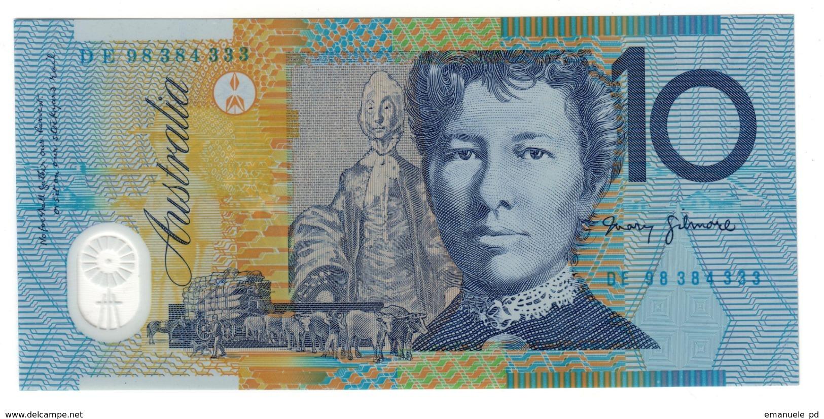 Australia 10 Dollars 1998 UNC .PL. - 1992-2001 (Polymer)
