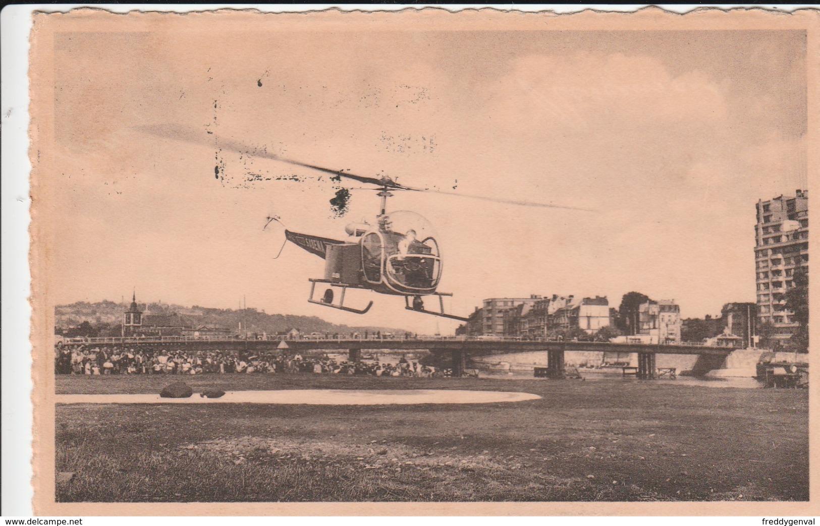 LIEGE HELICOPTERE - Lüttich