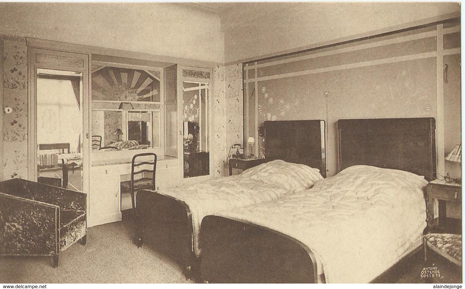 Oostende - Ostende - Hôtel Imperial - Antony Ostende 50928-13 - Oostende