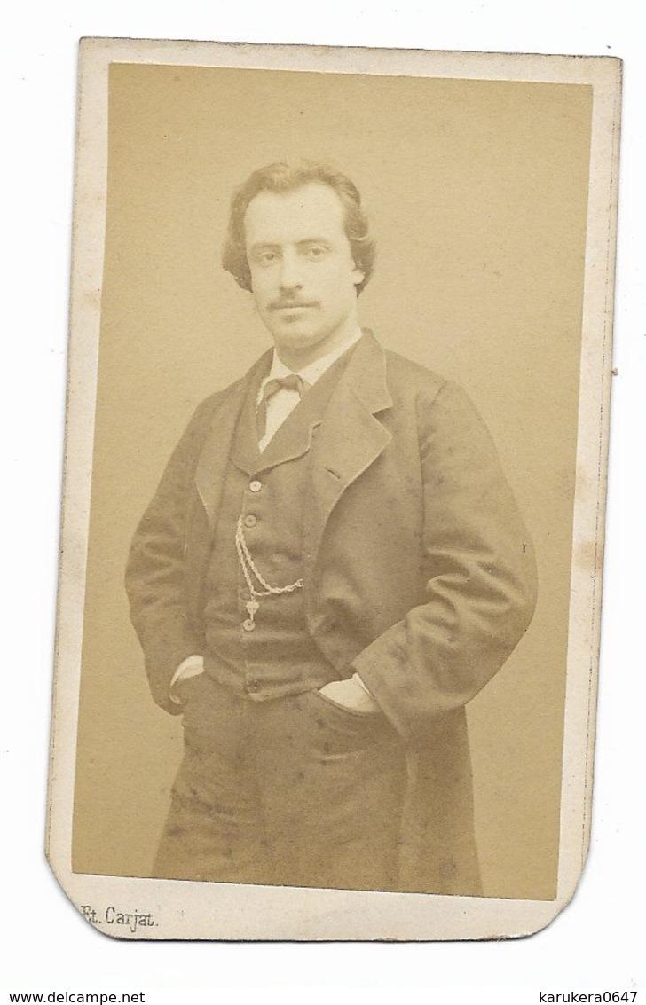 PHOTOGRAPHIE CARJAT ET CIE AOUT 1863 - Foto's