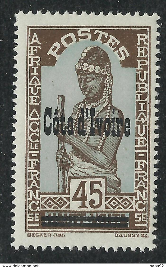 COTE D'IVOIRE 1933 YT 96** - MNH - Ivoorkust (1892-1944)