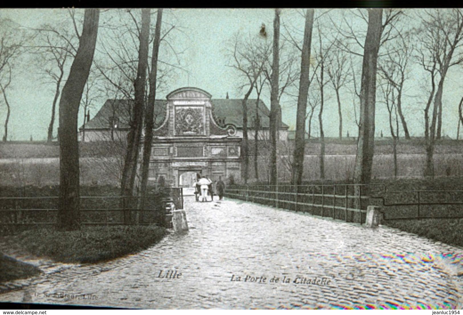 LILLE LA PORTE - Lille