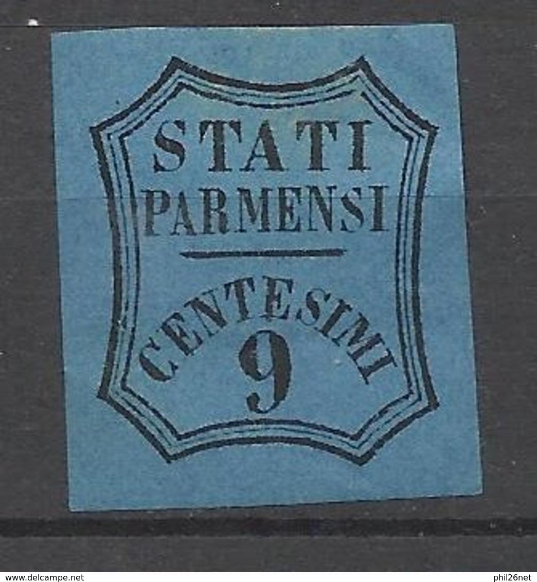 Italie Rare Parme Taxe Pour Journaux N° 2a Neuf *  B/TB   ... ... Soldé à Moins De  20  %  ! ! ! ! - Parma