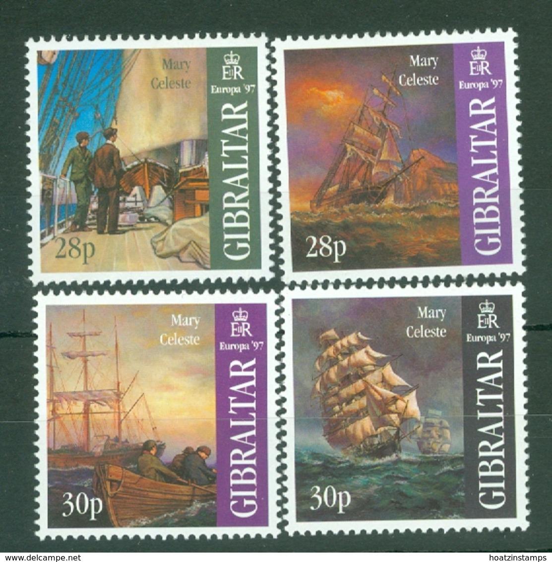 Gibraltar: 1997   Tales And Legends   MNH - Gibraltar