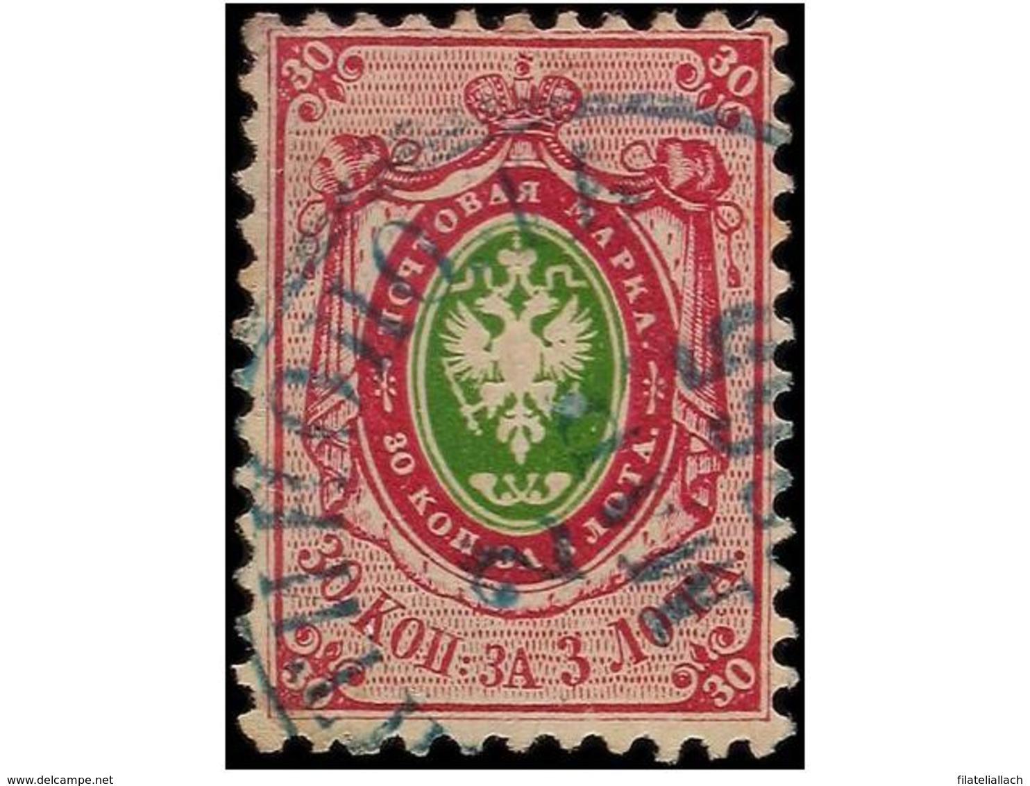 LEVANT RUSSIAN - Turkish Empire