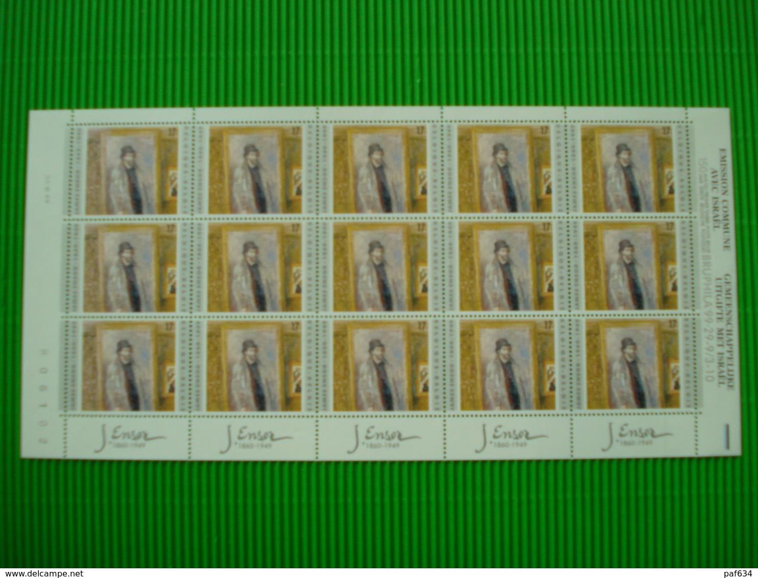 Volledig Postzegelvel Zegel**2822**postfris** - Full Sheets