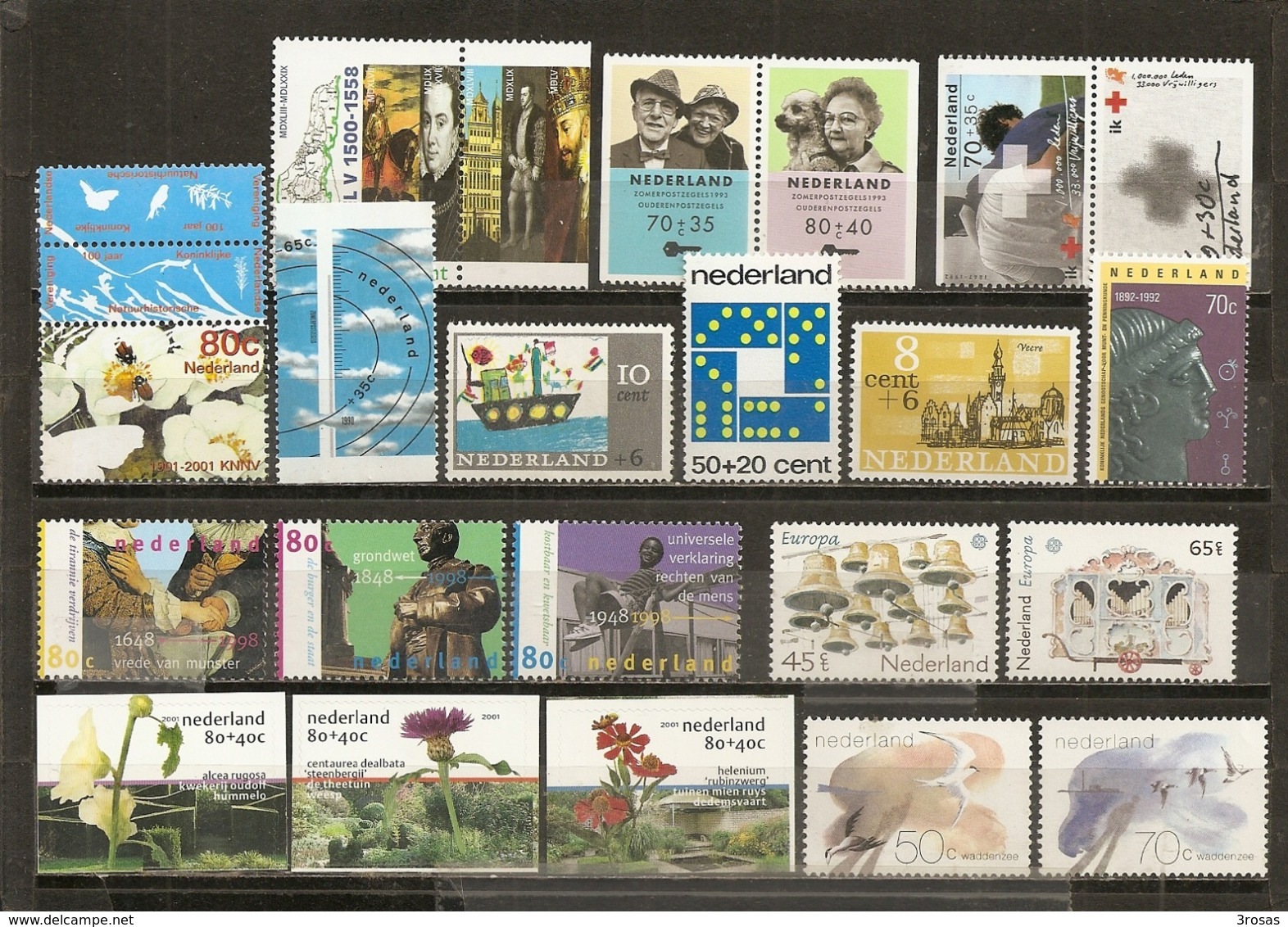 Pays-Bas Netherlands Collection Mint With Complete Sets - Francobolli