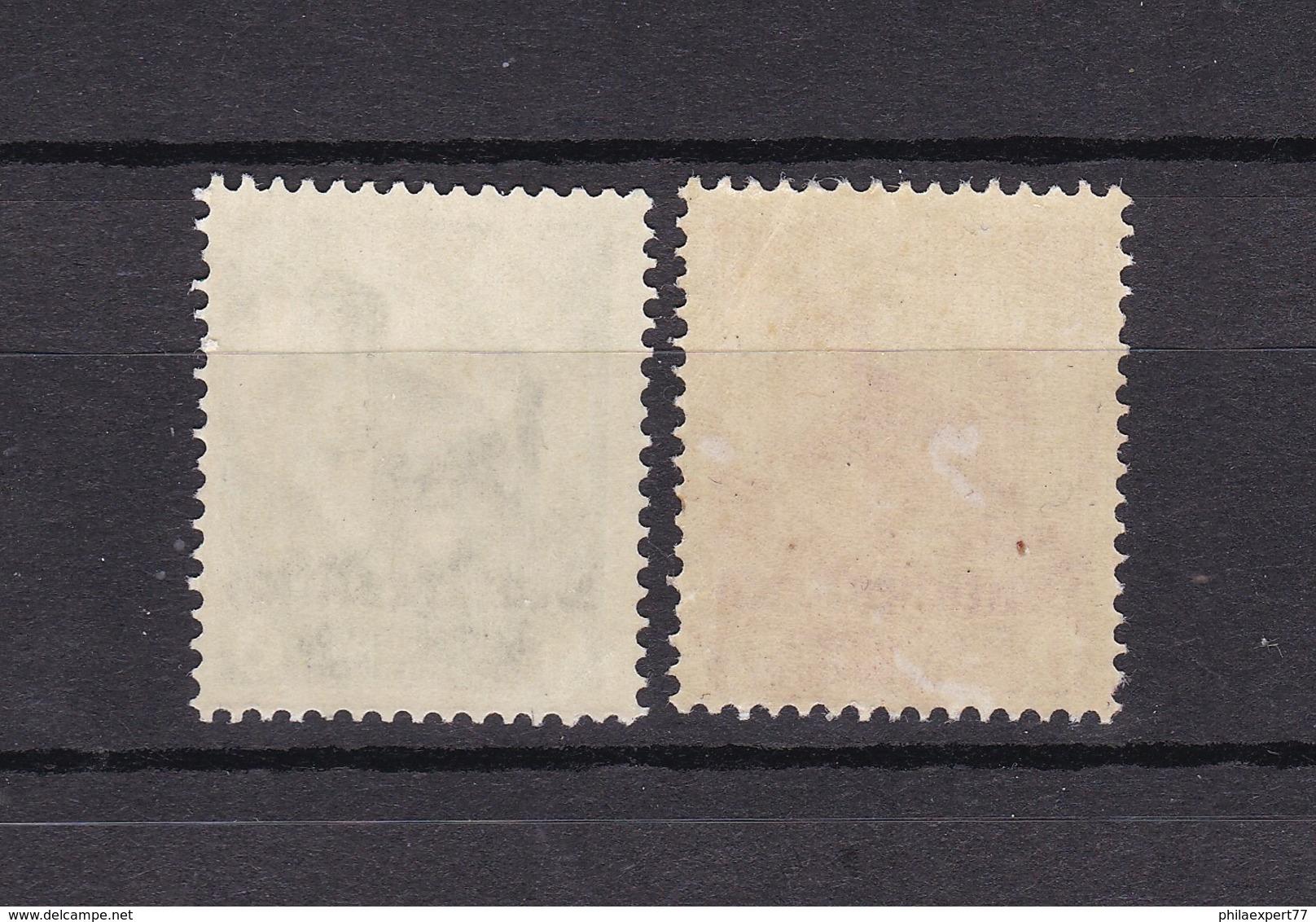 Deutsches Reich - 1934 - Michel Nr. 546/547 - Ungebr. - 60 Euro - Germany
