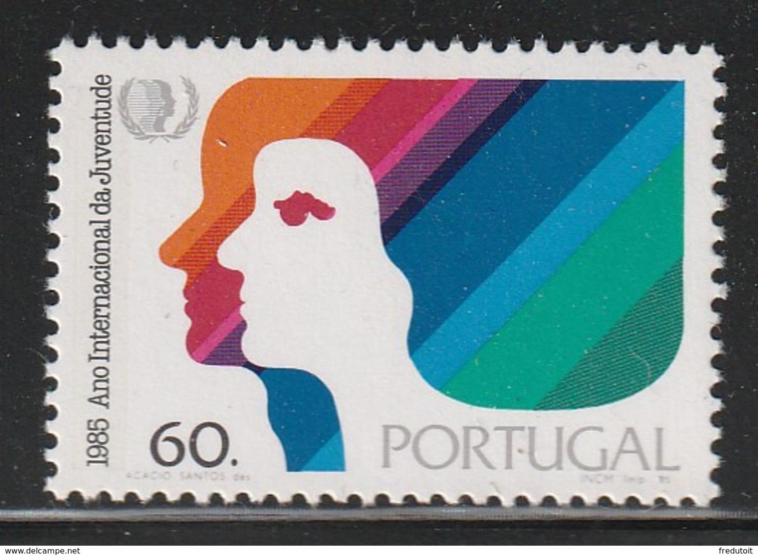 PORTUGAL - N°1632 ** (1985) - 1910-... Republic