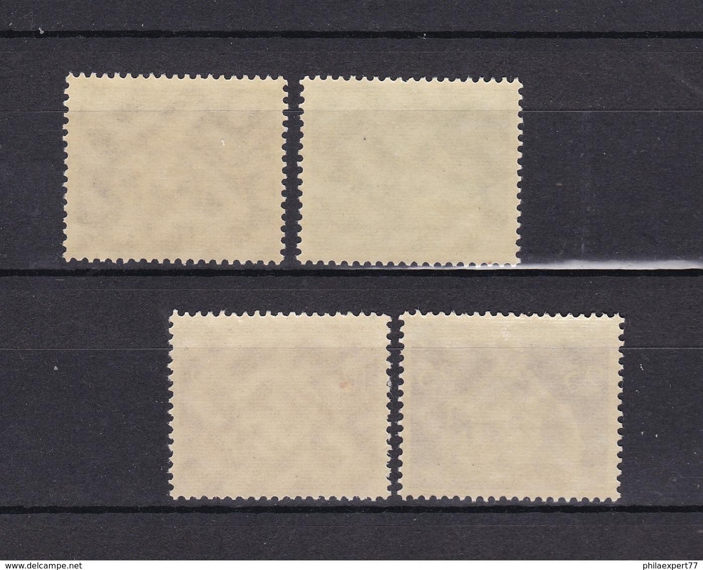 Deutsches Reich - 1936 - Michel Nr. 617/620 - Postfrisch - 20 Euro - Germany