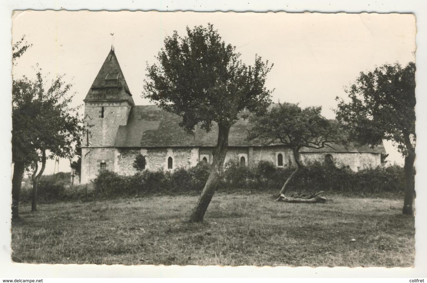 27 - Touffreville -     L'Eglise - - France