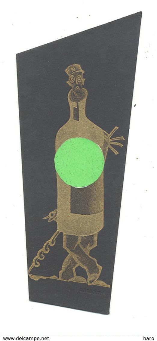 "Marque-pages Publicitaire - Alcool, Vin ""NICOLAS ""  (B260) - Segnalibri"