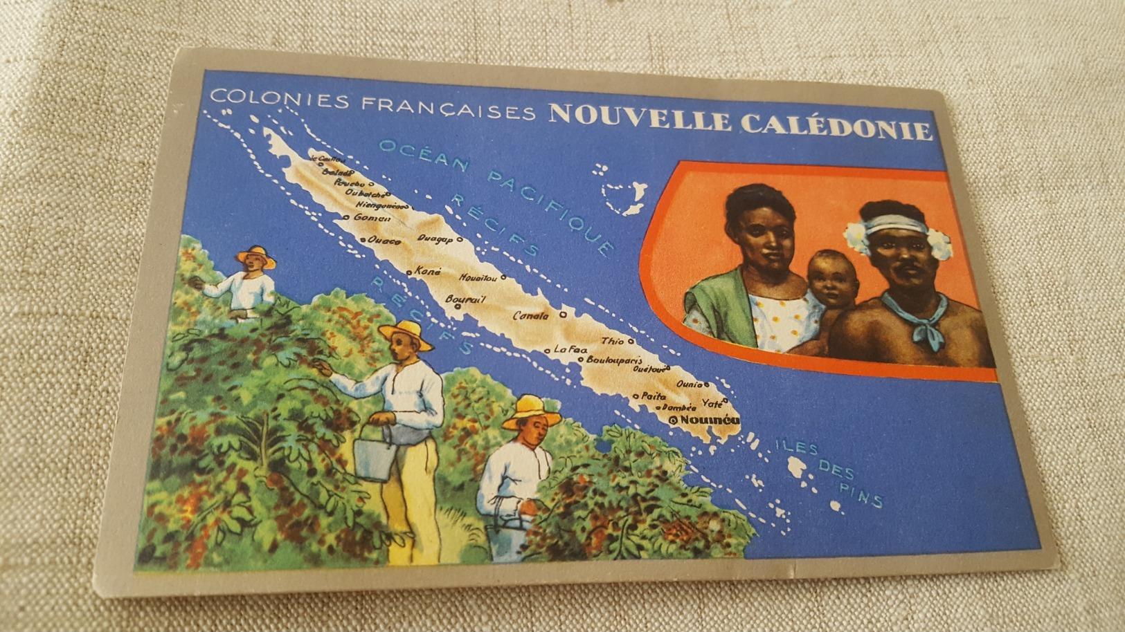 COLONIES FRANÇAISES NOUVELLE CALÉDONIE - Postcards