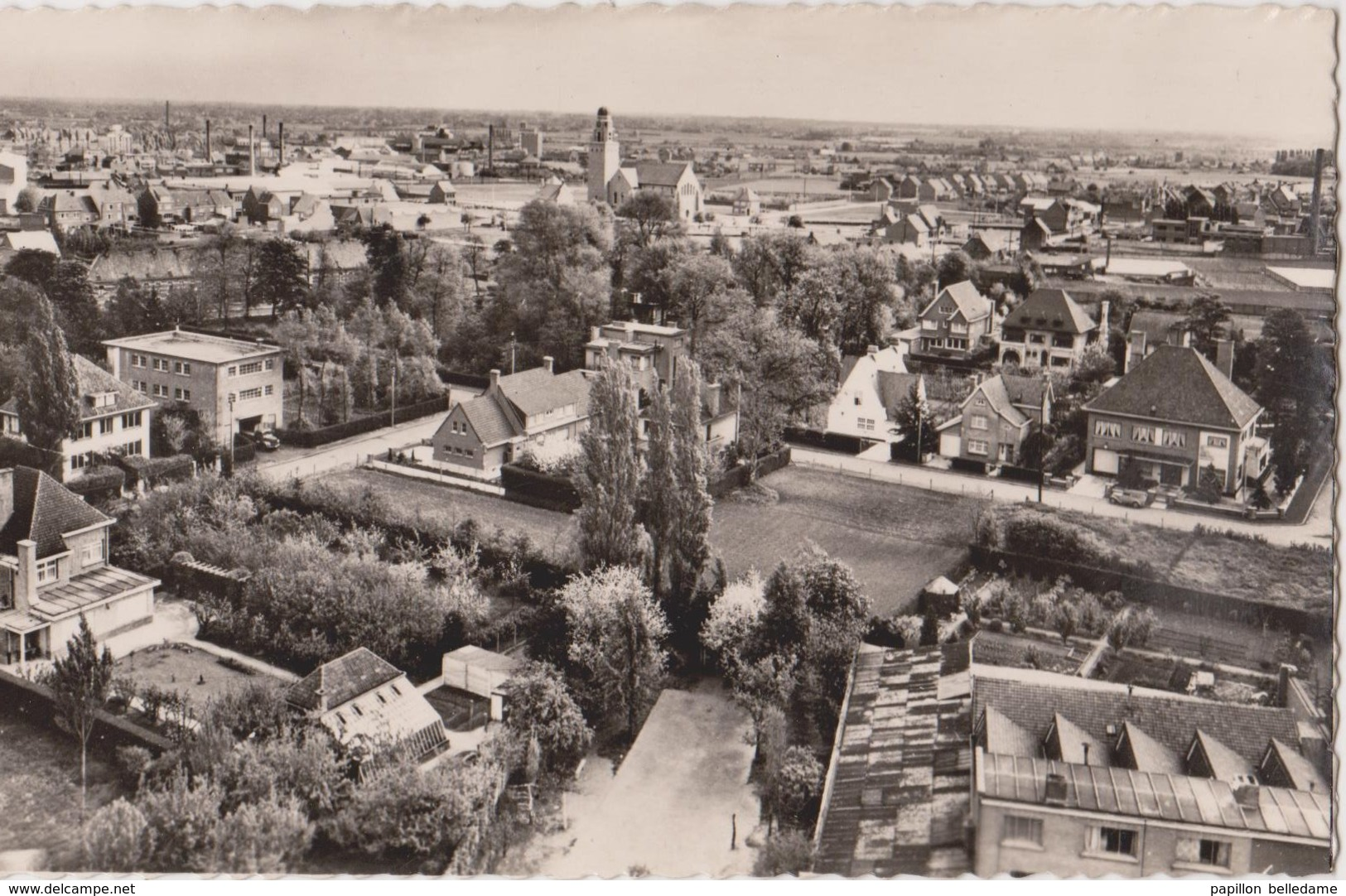 Roeselare, Panorama St.Jozefsparochie - Roeselare