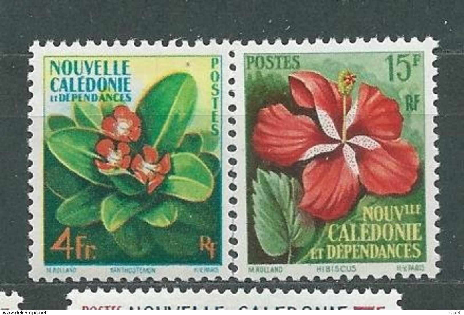 NOUVELLE-CALEDONIE N° 288/89  ** TB  3 - Nouvelle-Calédonie