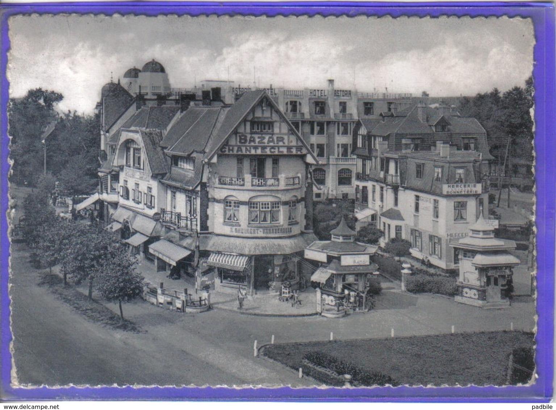 Carte Postale Belgique Coq-sur-mer   Bazar Chantecler    Très Beau Plan - Belgique