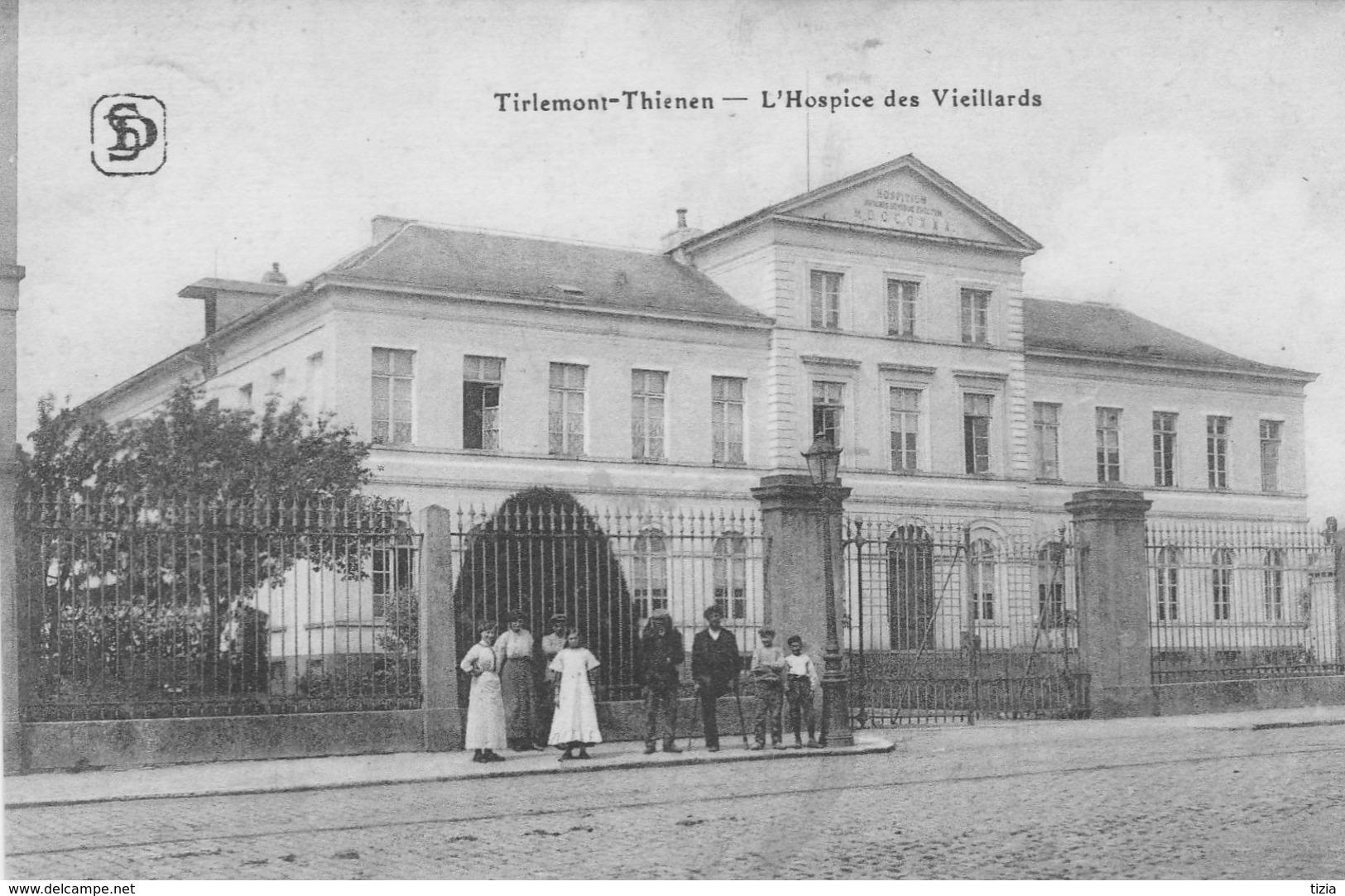 Tirlemont-Thienen.  L'Hospice Des Vieillards.  Scan - Tienen