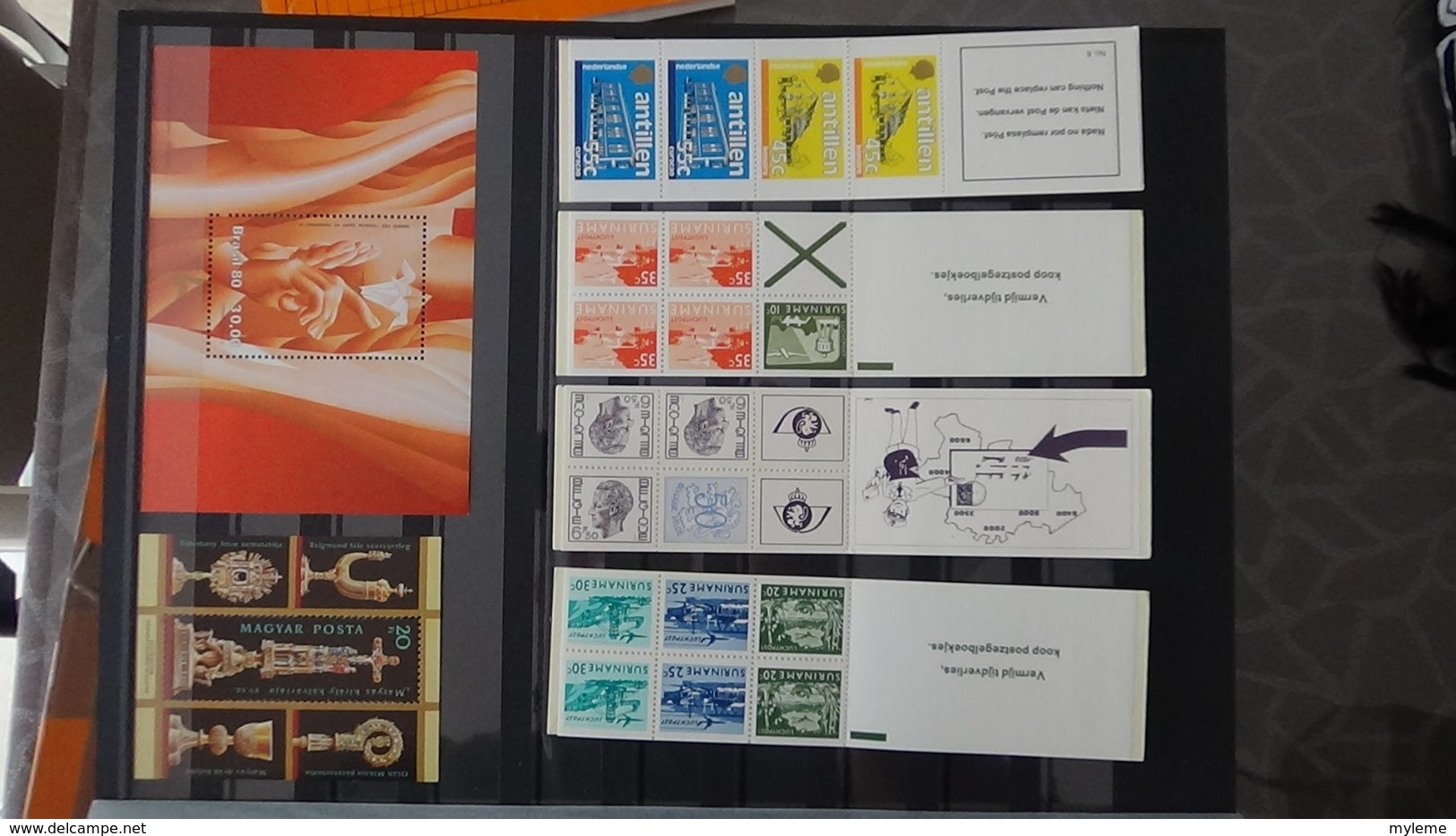 Collection Timbres Et Blocs ** De Différents Pays A Saisir !!! - Timbres