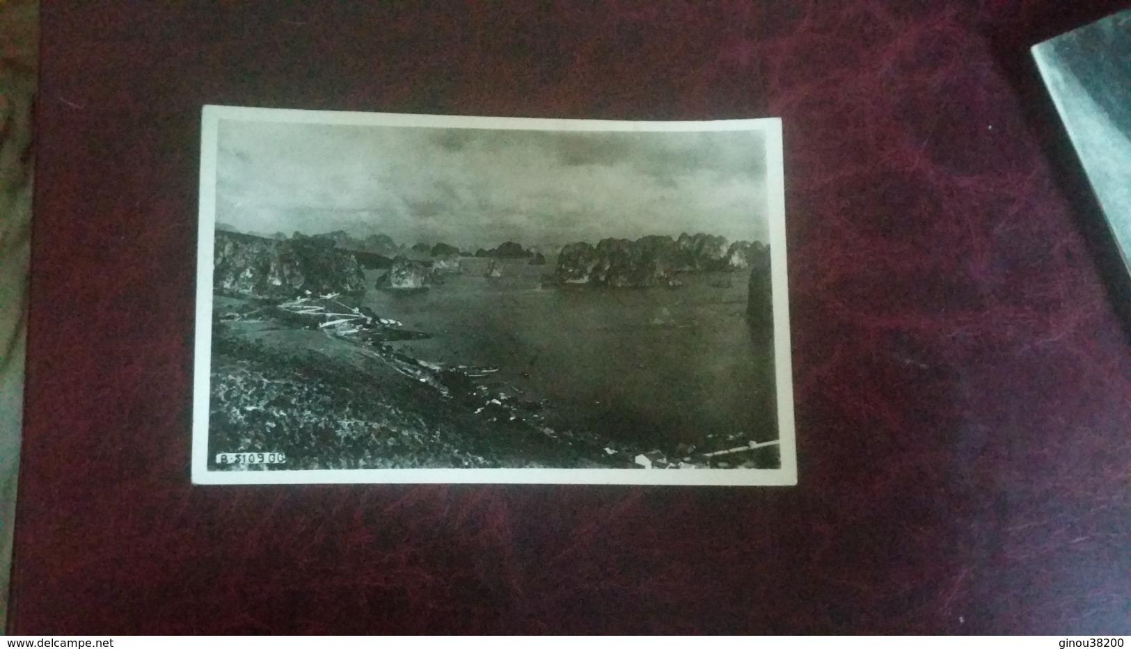 B1/INDOCHINE FRANÇAISE-TONKIN-QUANG-YEN-HONGAY-vue Panoramique - Postales