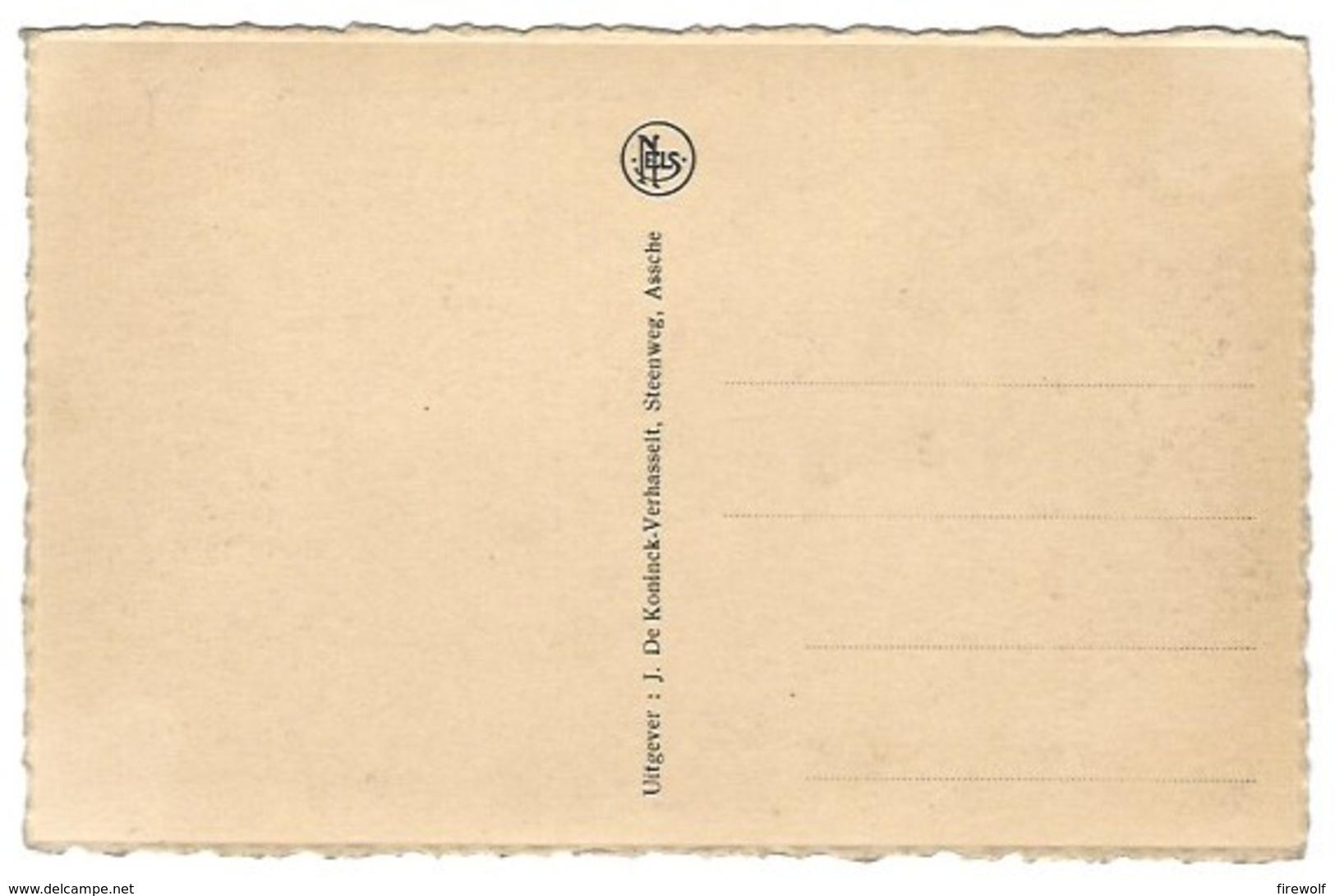 X06 - Asse - Kapel Van O.L. Vrouw Van Neerwaver - Asse