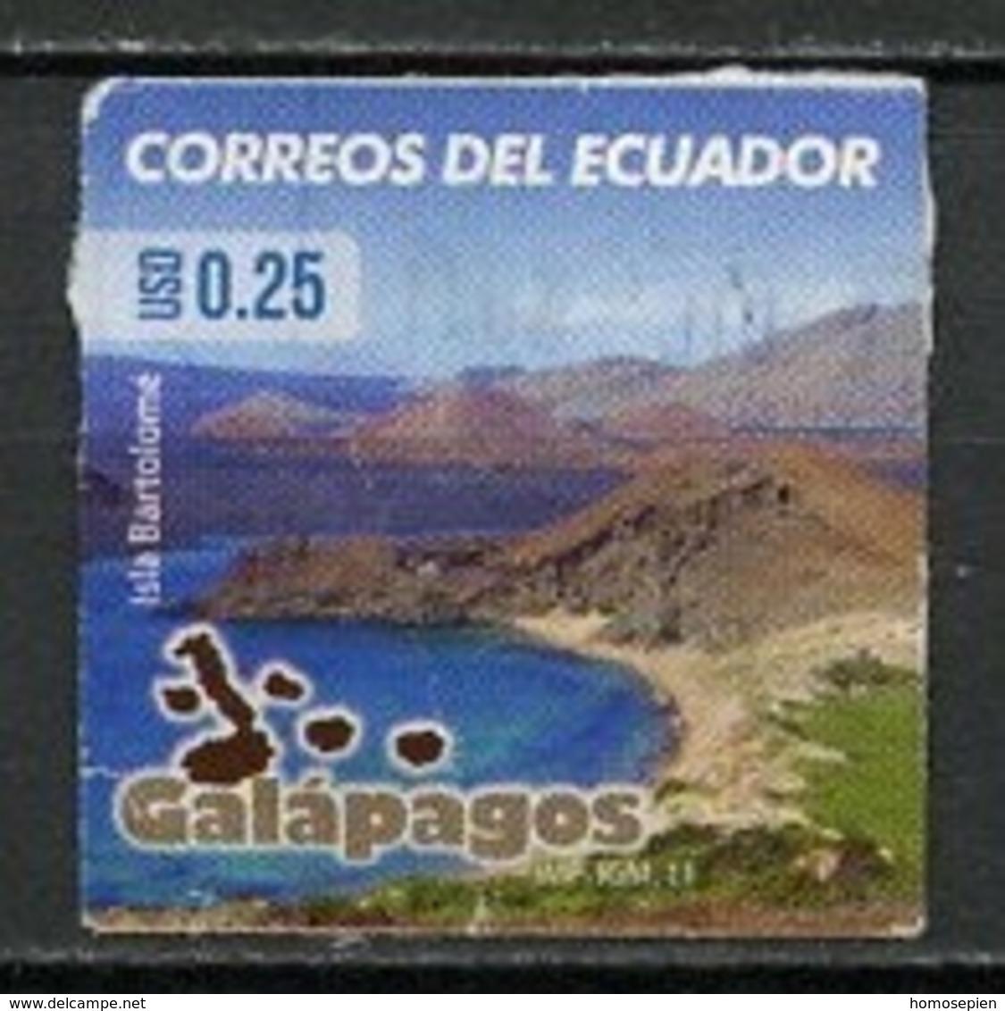 Equateur - Ecuador 2011 Y&T N°2269 - Michel N°(?) Nsg - 0,25u Paysage - Equateur