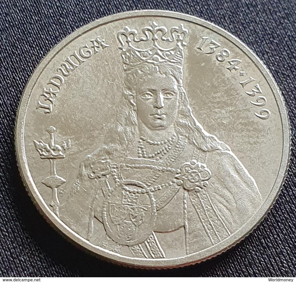 "Poland 100 Zlotych 1988 ""Queen Jadwiga"" - UNC - Pologne"