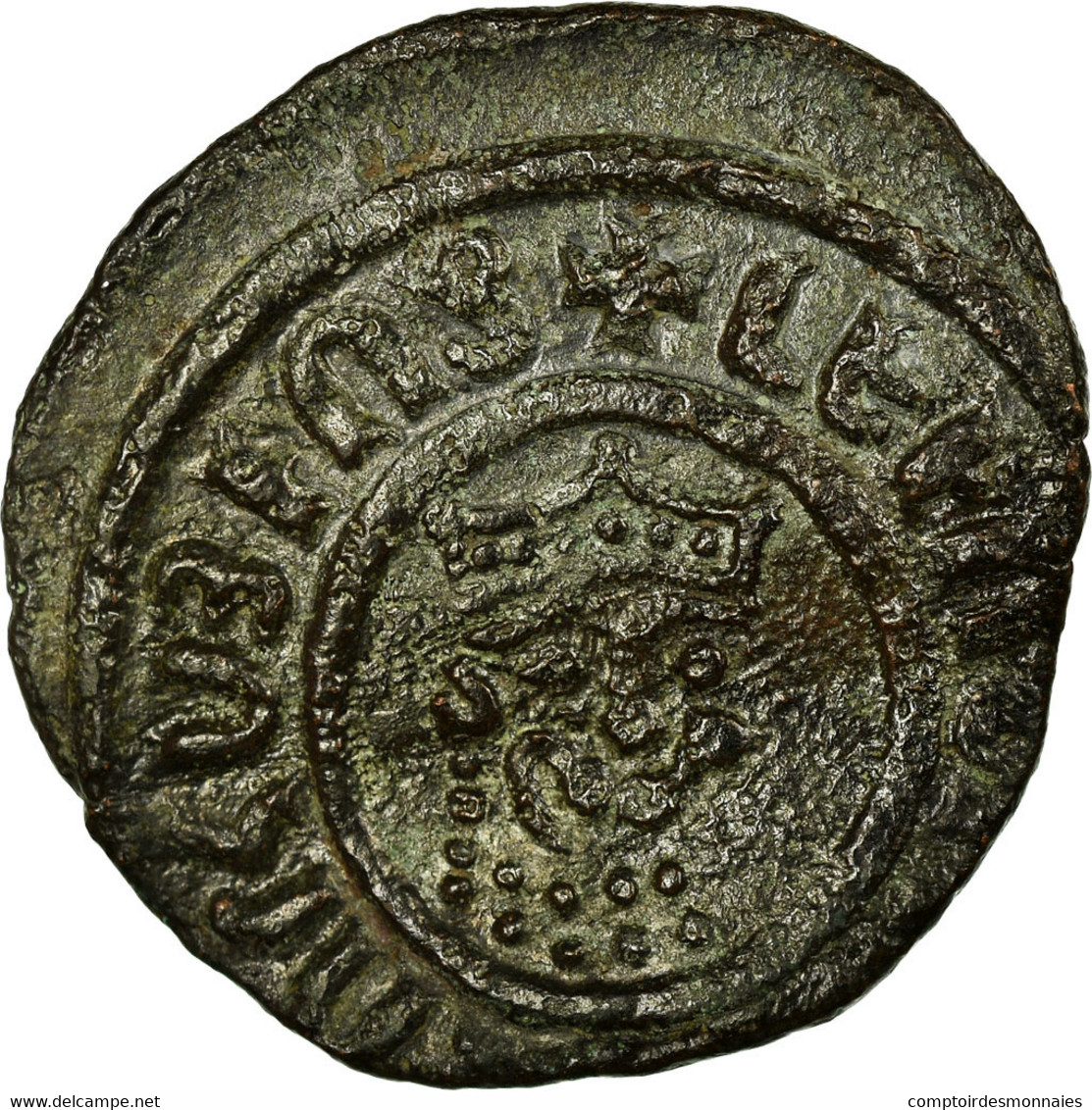 Monnaie, Armenia, Leon I, Tank, 1198-1219 AD, Sis, TB+, Cuivre - Armenia