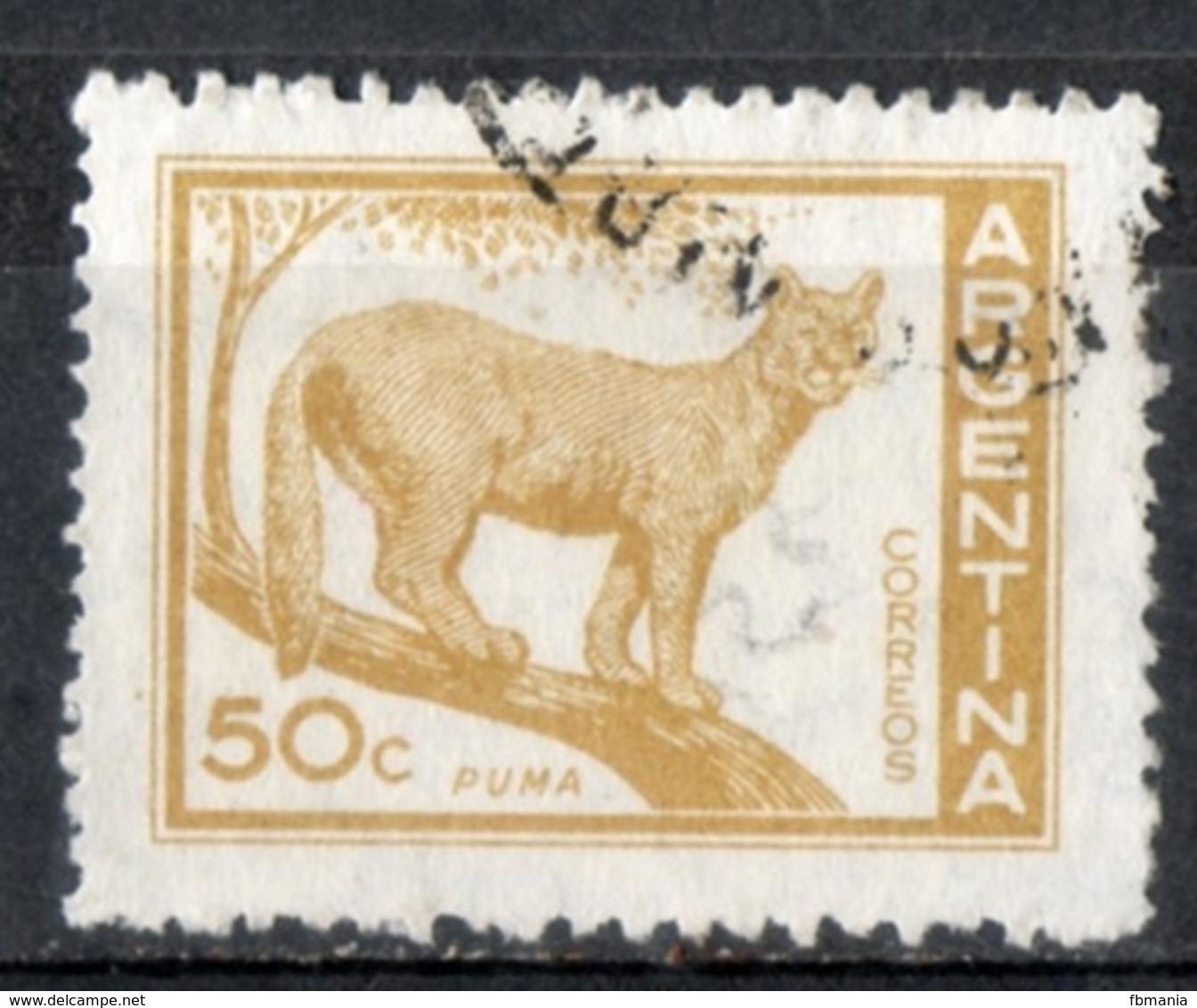 Argentina 1960 - Puma - Argentina