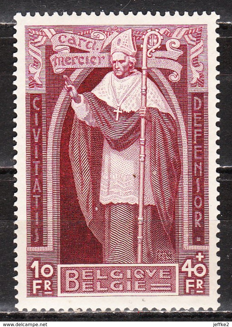 350**  Cardinal Mercier - LA Bonne Valeur - MNH** - LOOK!!!! - Neufs