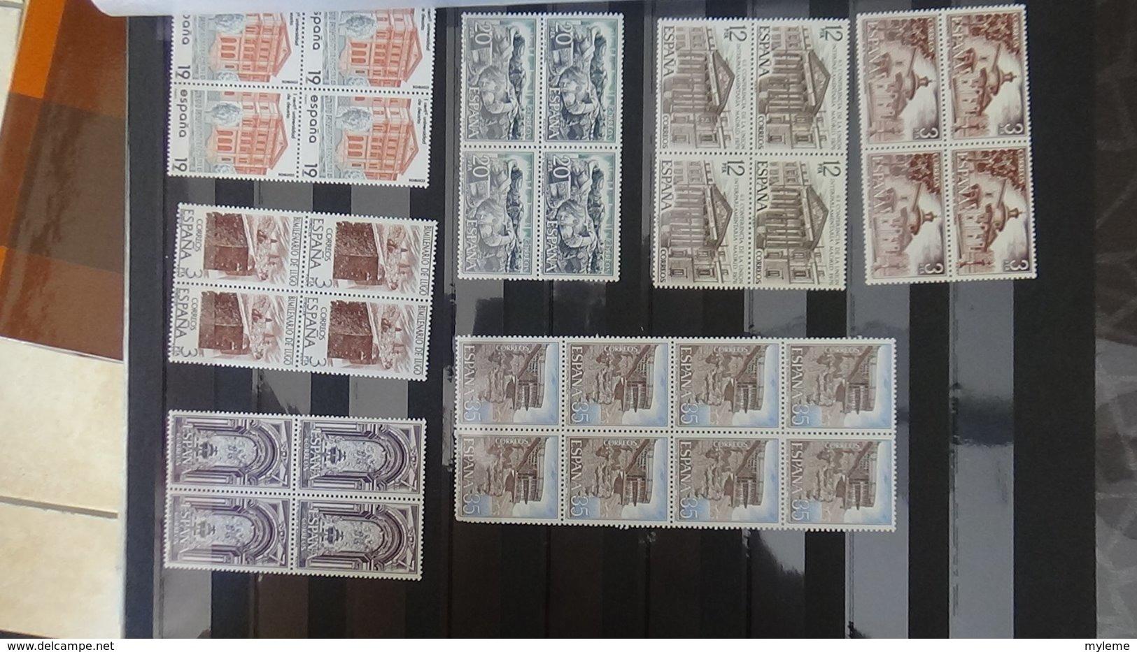 Collection ESPAGNE En Timbres **. A Saisir !!! - Timbres