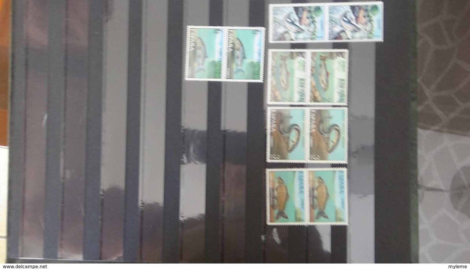 Collection ESPAGNE En Timbres **. A Saisir !!! - Sammlungen (im Alben)