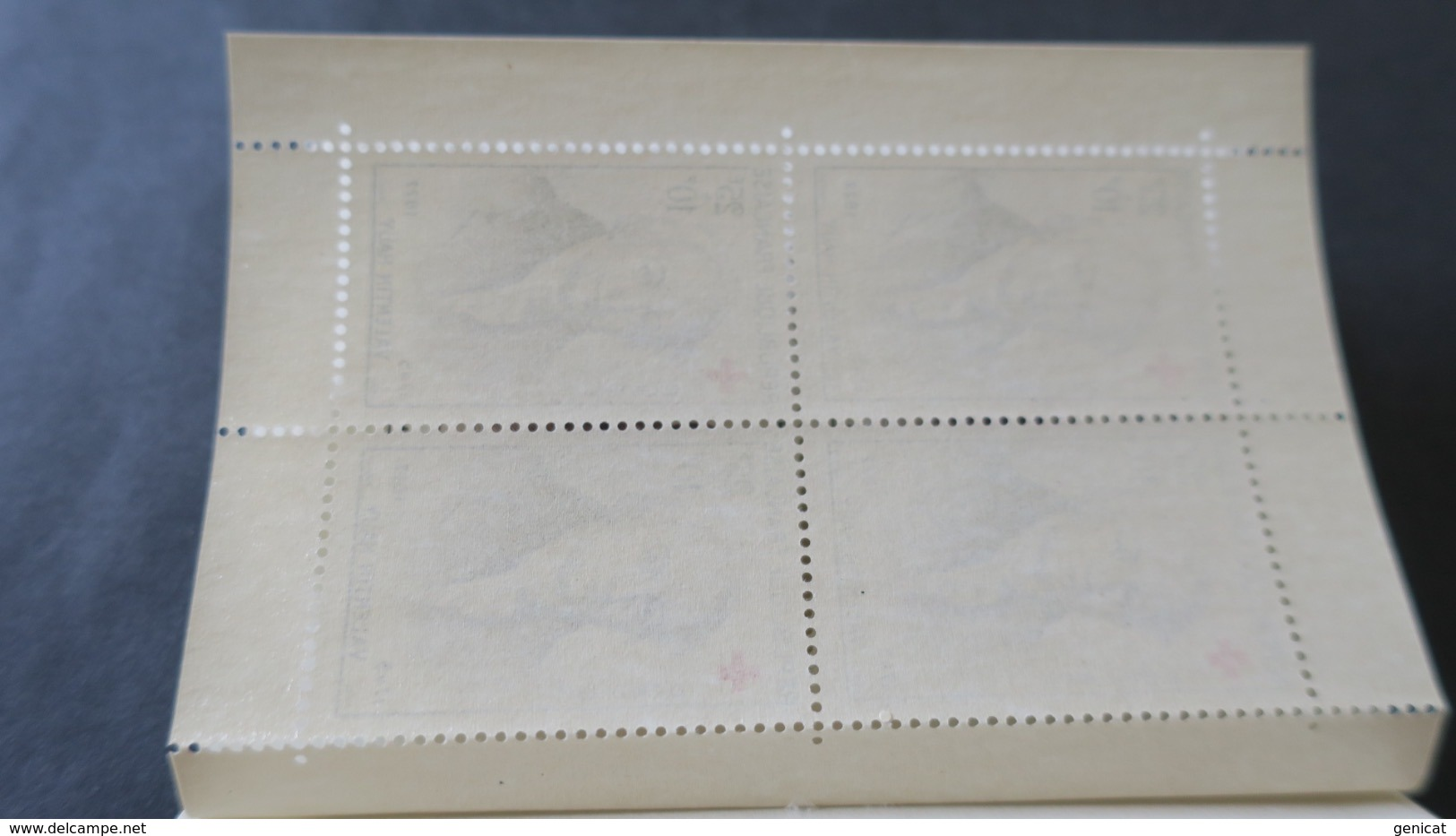 Carnet Croix Rouge 1959 Neuf ** TB Voir Scans - Libretti