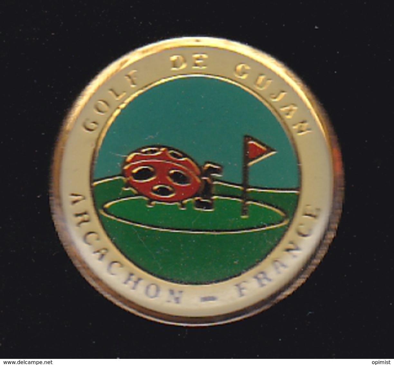60033-pin's  Golf De Gujan.arcachon.... - Golf