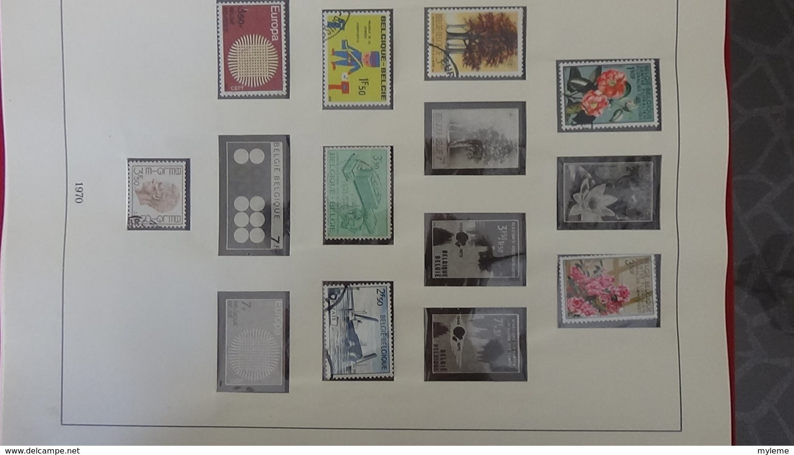 Collection  De Belgique . A Saisir !!! - Timbres