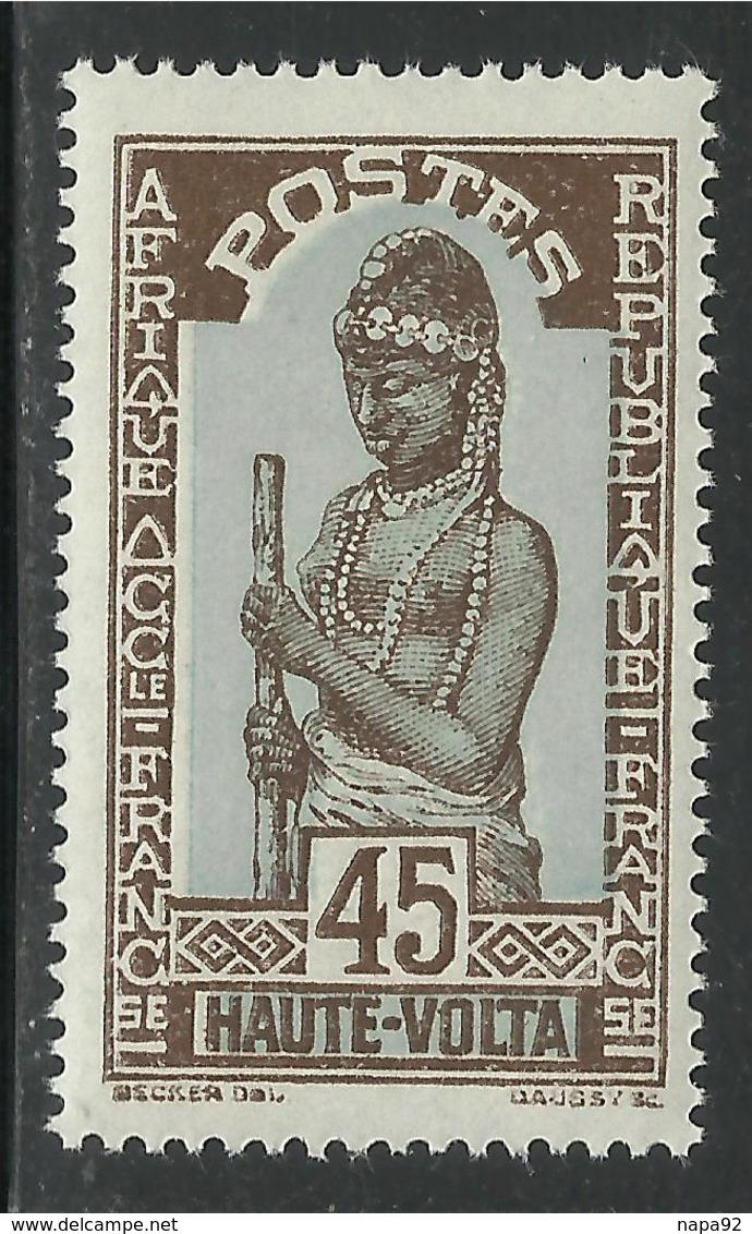 HAUTE VOLTA 1928 YT 53** - MNH - Neufs