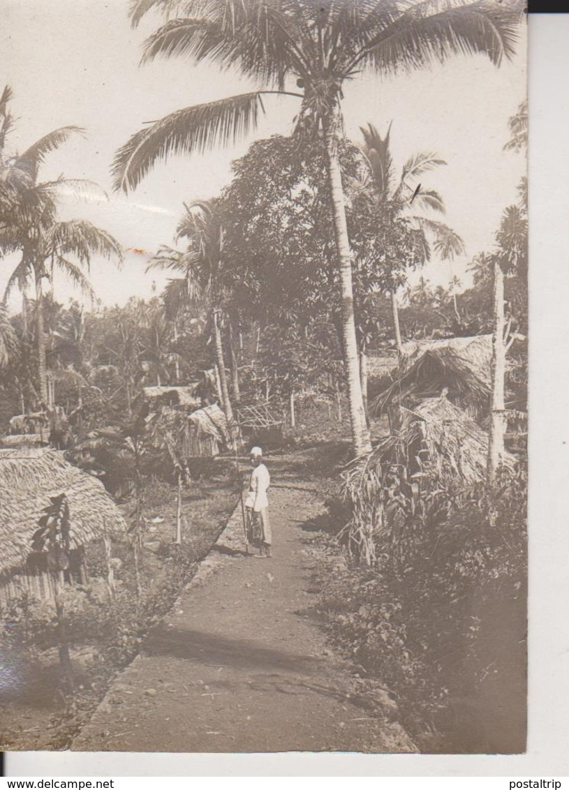 Comoras COMORES AFRICA AFRIQUE Udzima Wa Komori  8*6CM Fonds Victor FORBIN 1864-1947 - Africa