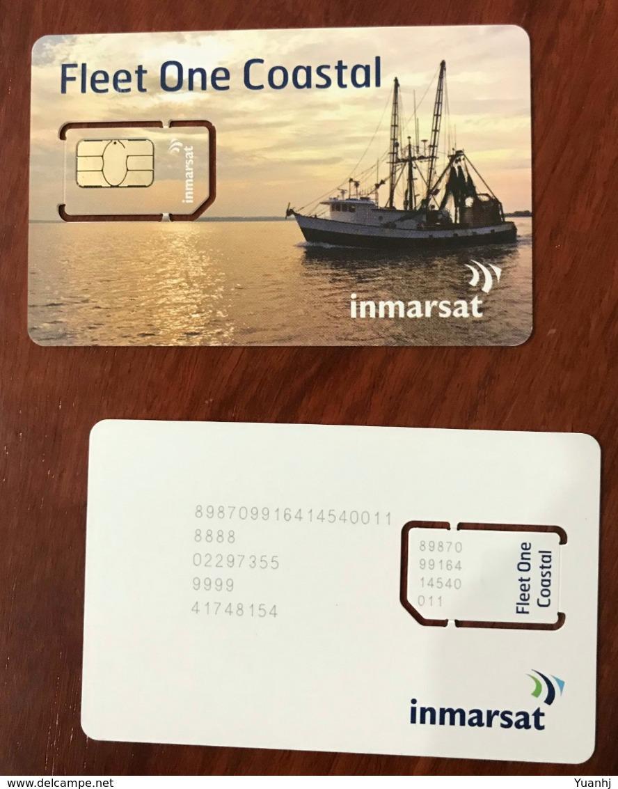Inmarsat GSM(SIM) Card,unused Mint - Telefonkarten