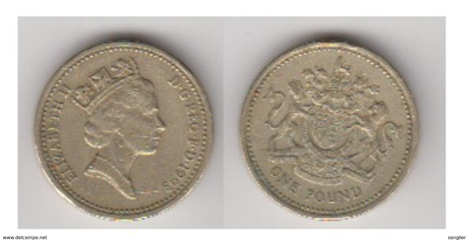 HONG-KONG -ONE DOLLAR 1990 - Hong Kong