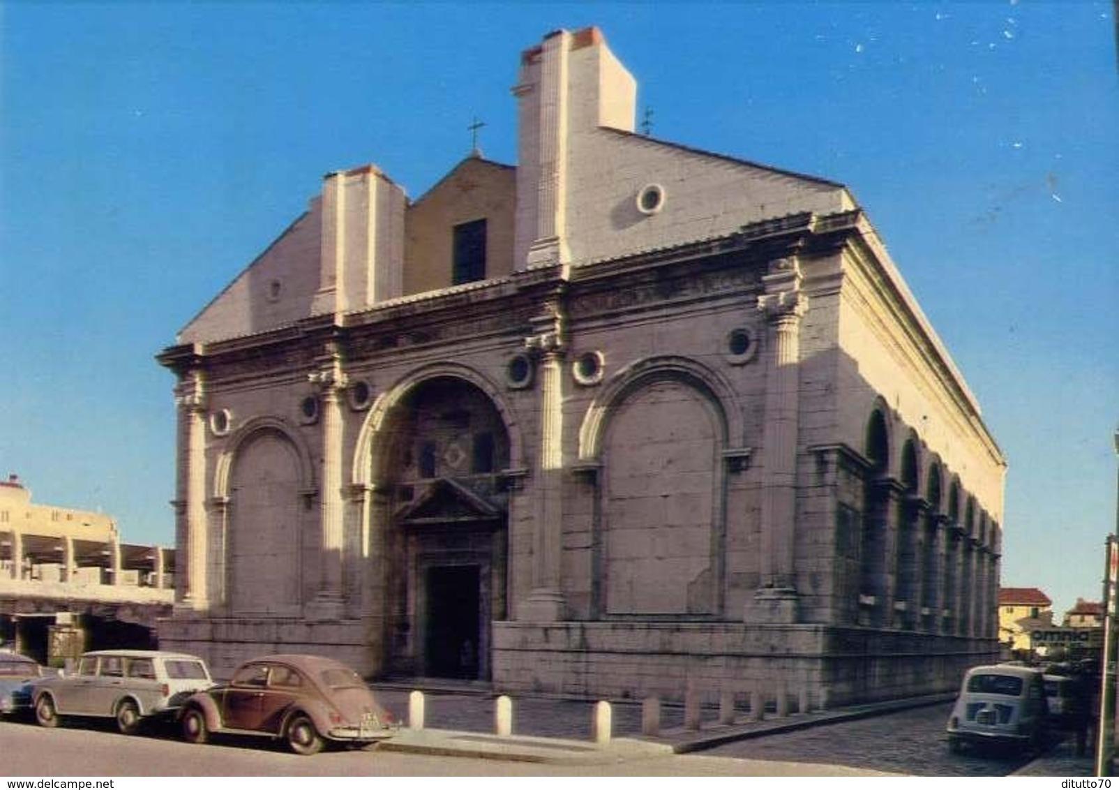 Rimini - Duomo - Tempio Malatestiano - Formato Grande Viaggiata – E 13 - Rimini