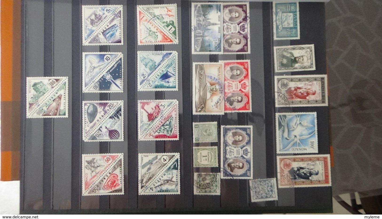 Anciennes Colonies Françaises Avec Bonnes Valeurs ** (1ère Page Et Autres) . A Saisir !!! - Briefmarken