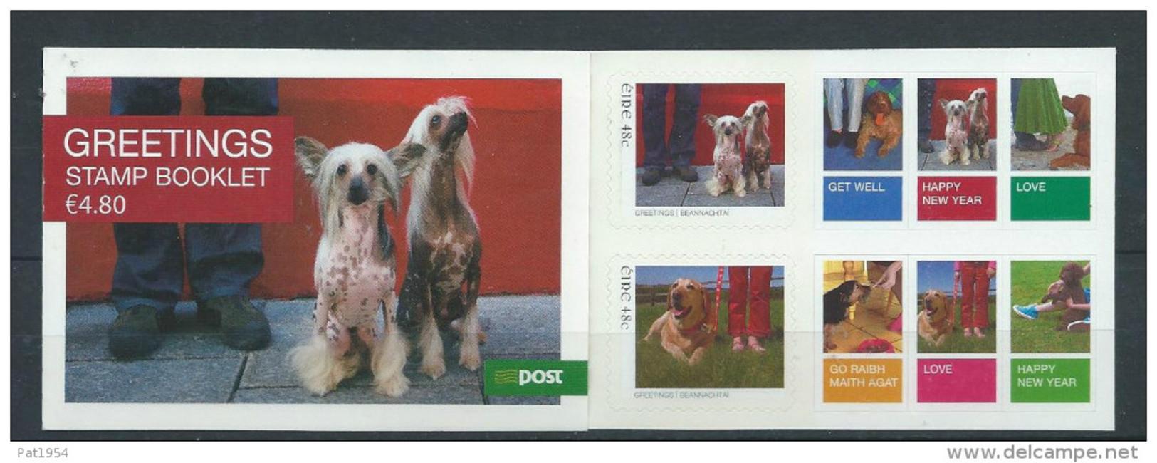 Irlande 2006 Carnet N°1688  Neuf ** Timbres De Messages - Carnets