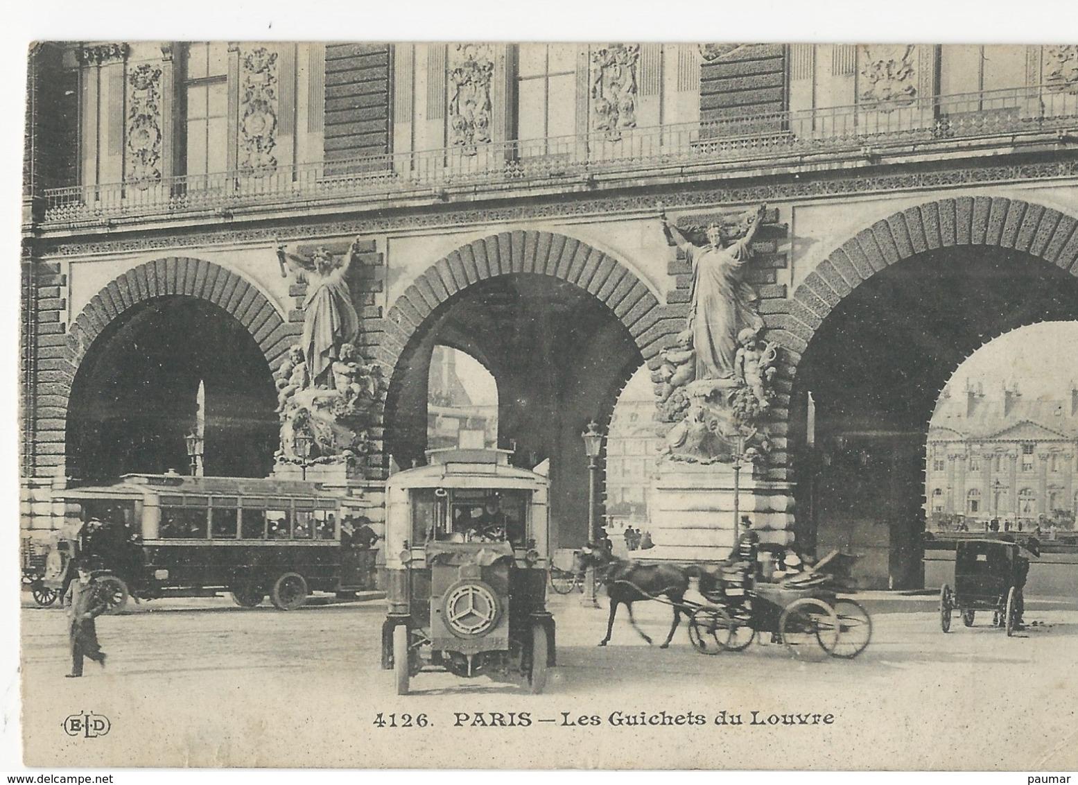 Paris  Les Guichets Du Louvre - Frankreich