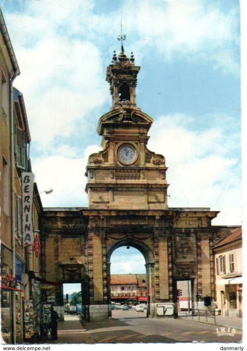PONTARLIER (25) : Arc De Triomphe érigé En L'honneur De Louis XV - Pontarlier